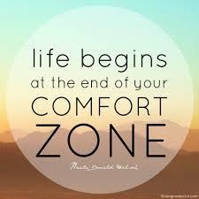 comfort zone1